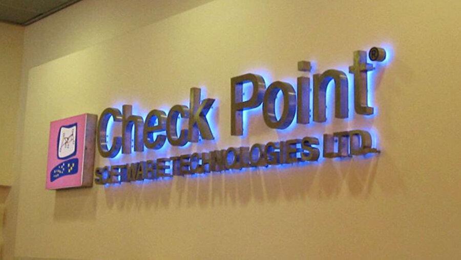 Check Point, yazılım teknolojileri ve güvenlik konusunda yetkin şirketler arasında değerlendiriliyor.