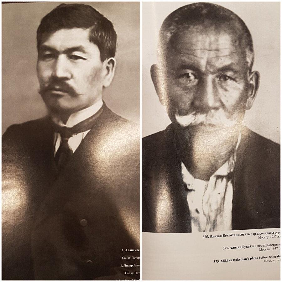 Alihan Bökeyhan'ın hareketin kurulduğu sıralardaki hâli ile hapisteki son hâli.