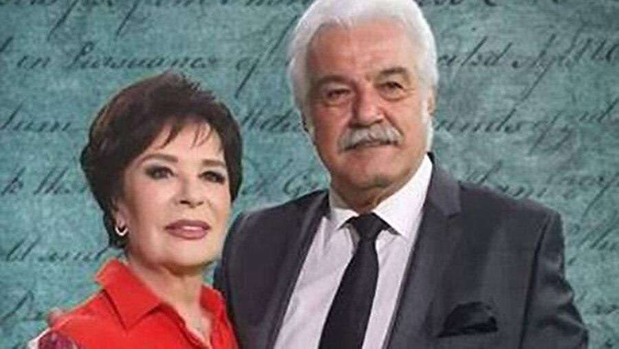 Hülya Koçyiğit ve Serdar Gökhan.