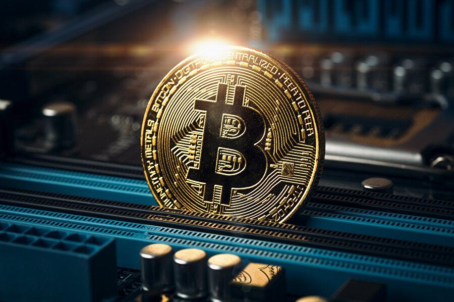Kripto para, ticaretin yeni simgesi konumuna erişmek üzere.