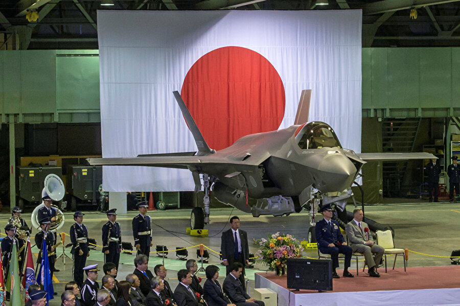 F-35 Japonya'da
