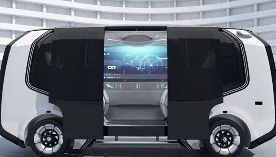 Huawei otomobilin ilk etapta seri üretime geçip geçmeyeceği ise belli değil.