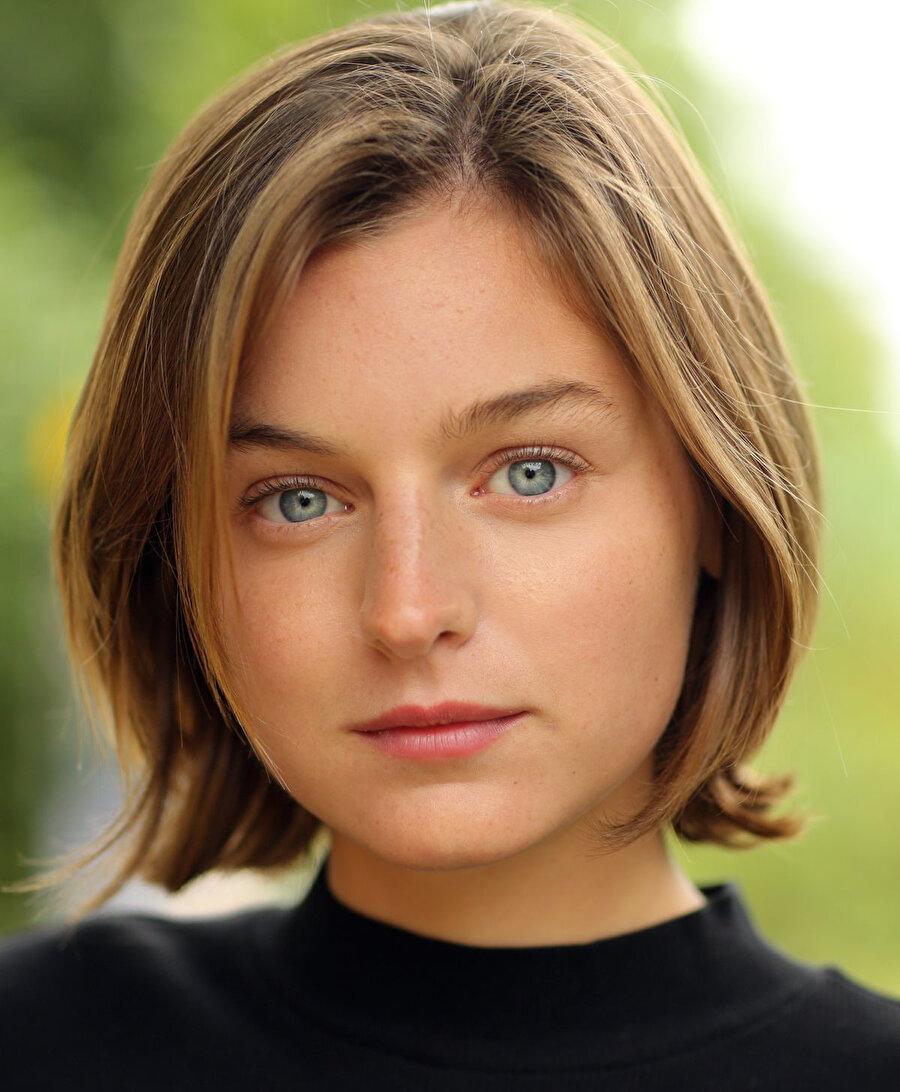 Emma Corrin.