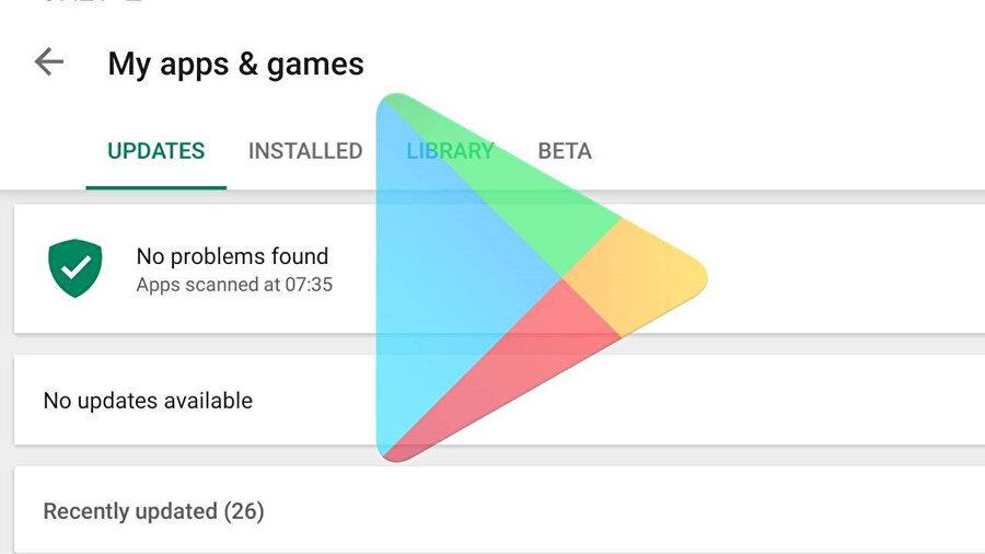 Yani kısaca önümüzdeki dönemlerde Google Play üzerinden Android sistem güncellemelerini yükleyebileceğiz.