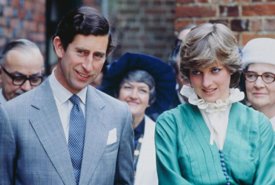 Diana ve Charles, kısa bir süre evli kaldı.