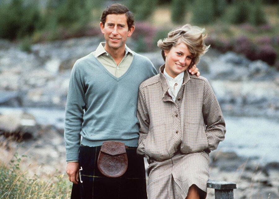 Prenses Diana ve Prens Charles, boşandıktan sonra da Diana'ya olan sevgi bitmedi.