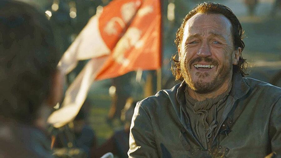 Algoritmaya göre ölmesi en muhtemel isim Bronn.