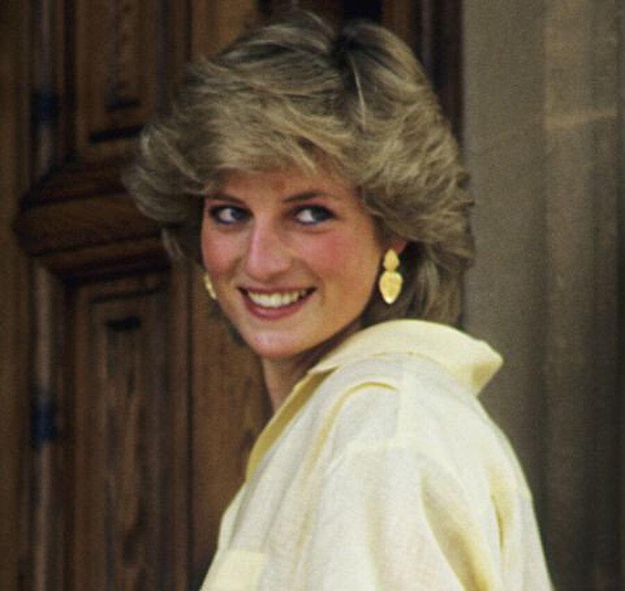 Prenses Diana 1997 yılında hayatını kaybetti.