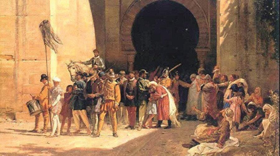 Sürgün sürecinde yarım milyon civarında Morisko, İspanya'yı terk etmek zorunda kaldı.