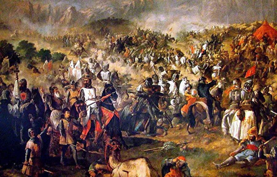 Hristiyan/Katolik güçleri Reconquista döneminde İber Yarımadası'nın birçok bölgesini ele geçirdi.