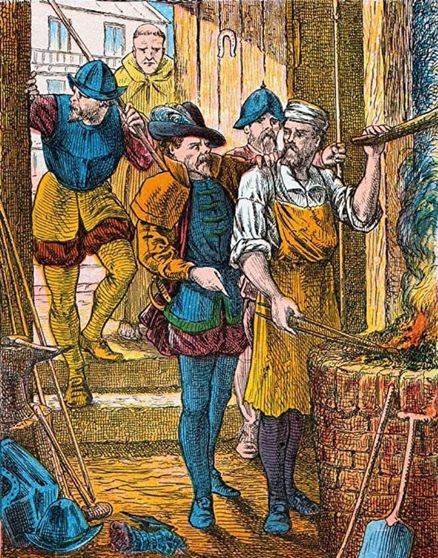 İspanya yönetimi, Moriskoları Hristiyanlaştırmak için bir dizi yasağı devreye soktu. Bu amaçla öncelikle İslâmî usullere göre kesimlerin yapıldığı mezbahalar ve kasap dükkânları kapatıldı.