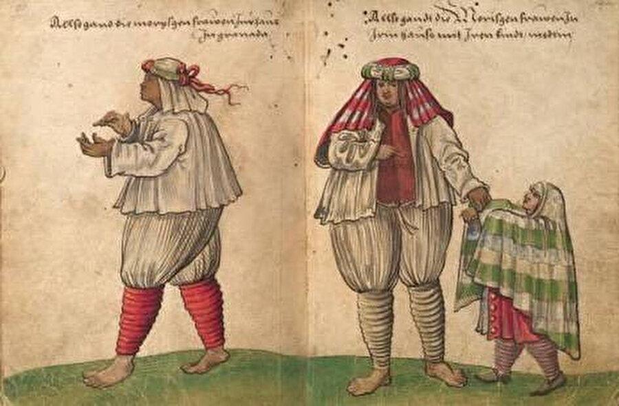 1502'de İspanya kralı Moriskolara ya Endülüs'ü terket ya din değiştir diyerek Müslümanlığı yasakladı.