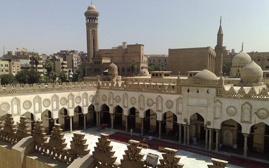 Mısır'daki el-Ezher Üniversitesi.