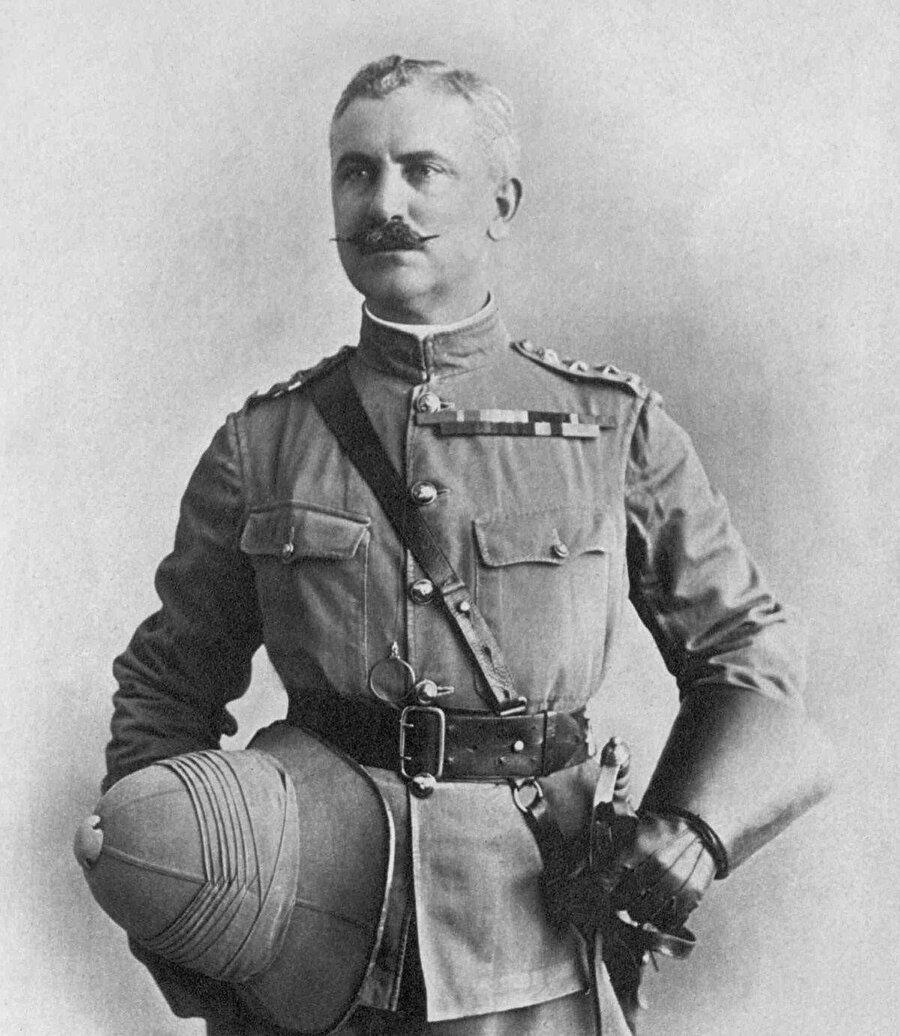 General Reginalt Wingate.