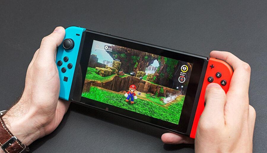 Nintendo, taşınabilir konsol konusunda oldukça iddialı.