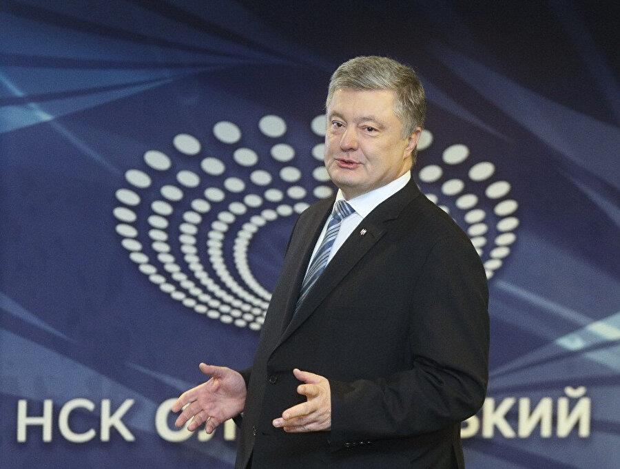 Poroşenko'nun seçimi kaybedeceği düşünülüyor.