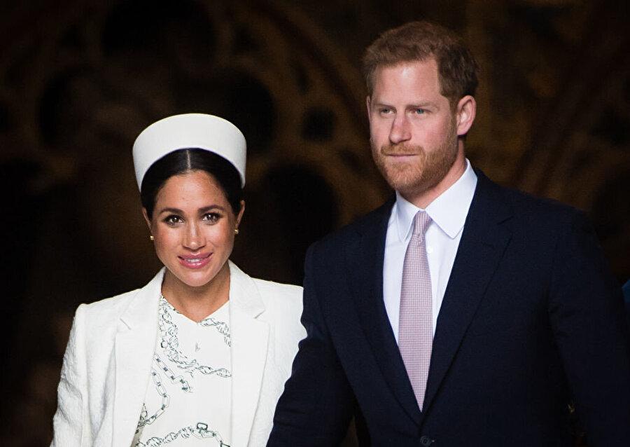 Markle ve Prens Harry 2017 yılında, henüz nişanlanmadan önce birlikte Botswana'ya gitmişti.