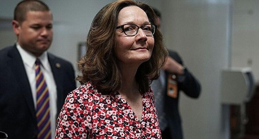 CIA Başkanı Gina Haspel.