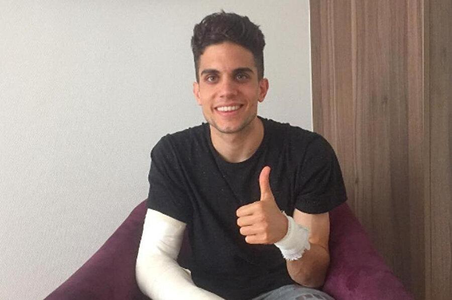 Marc Bartra saldırı sonrası bir süre hastanede tedavi görmüş ve daha sonra taburcu edilmişti.