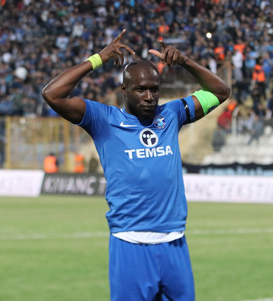 Paixao, rekoru Adana Demirspor'lu Pote'nin elinden aldı.