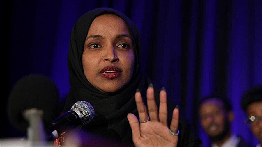ABD'nin Minnesota Temsilcisi Somali asıllı Demokrat İlhan Omar'ın, İsrail yanlısı Amerikan-İsrail Halkla İlişkiler Komitesinin İsrail'i desteklemeleri için ABD'li siyasilere para ödediğini ifade etmesi Washington'da tartışmalara neden olmuştu.