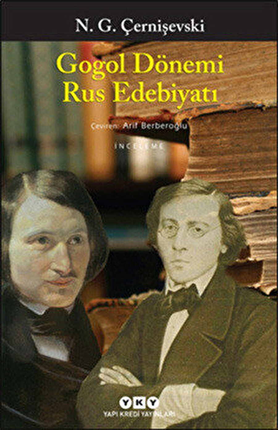 Yazar bu makalelerde ayrıca V. G. Belinski'nin Rus edebiyat eleştirisine yaptığı katkının altını çizmektedir.