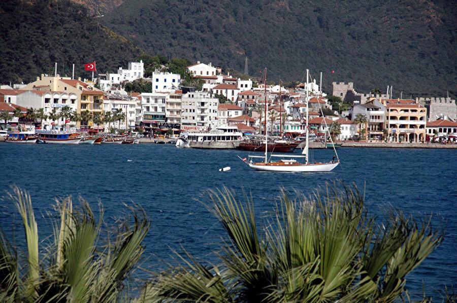 Tatilciler Bodrum ve Marmaris'i sıklıkla tercih ediyorlar.