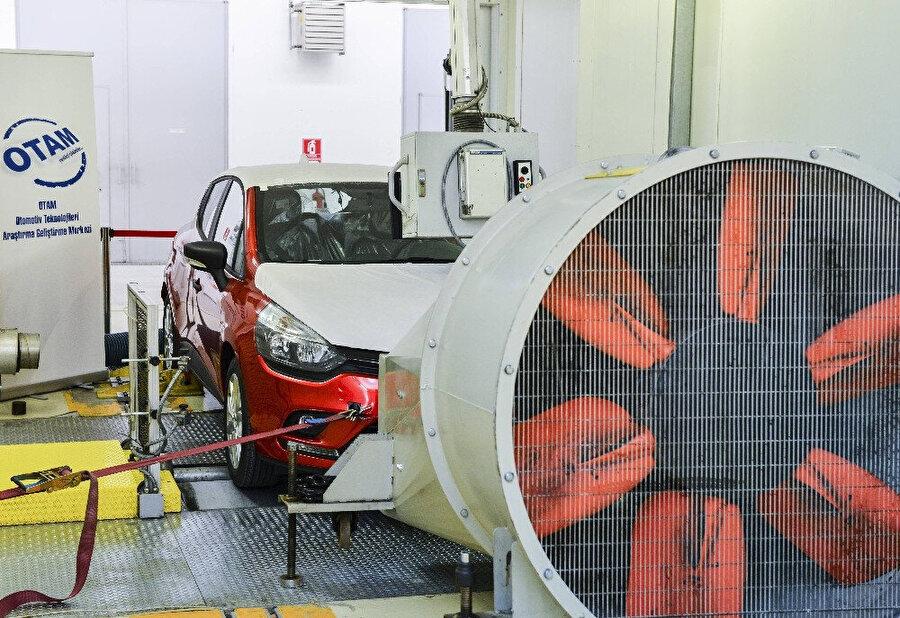 Avrupa'da yeni otomobiller için istenen WLTP emisyon testleri kapsamında, Türkiye'deki üreticilerin taleplerinin tamamı artık Türkiye'de yapılabilecek.