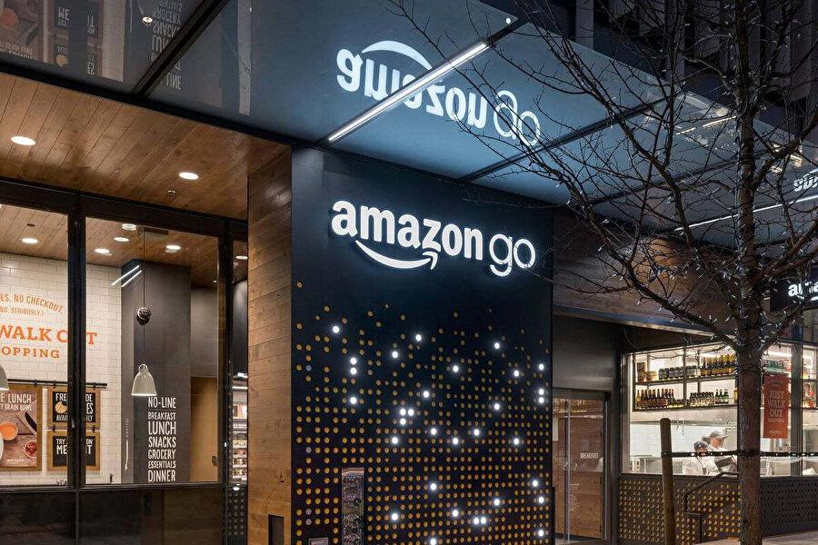 Amazon Go, alışveriş alışkanlıklarını önemli ölçüde değiştiriyor.