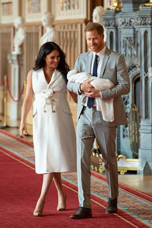 Aynı zamanda Meghan Markle Prens Harry, soruları yanıtlandı.
