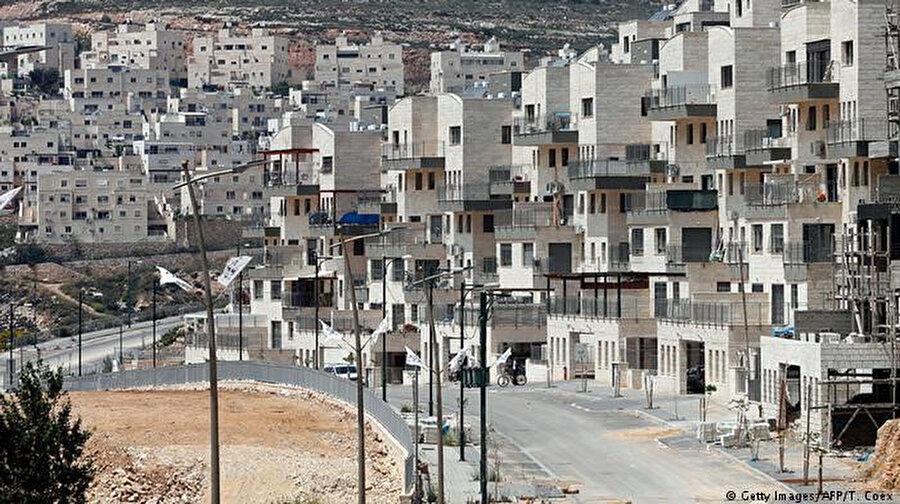 Batı Şeria'daki Yahudi yerleşim yerleri