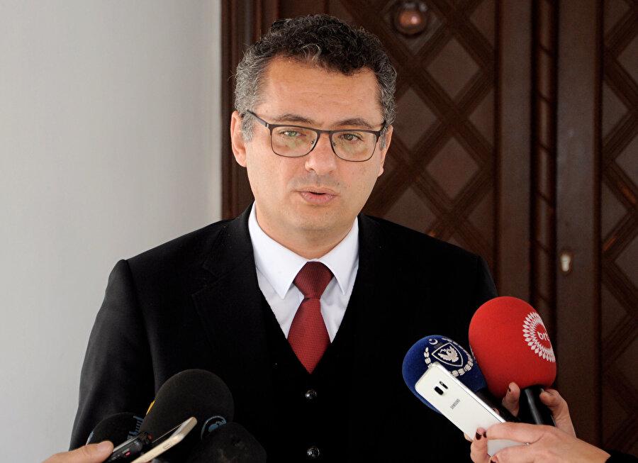 Başbakan Tufan Erhürman.