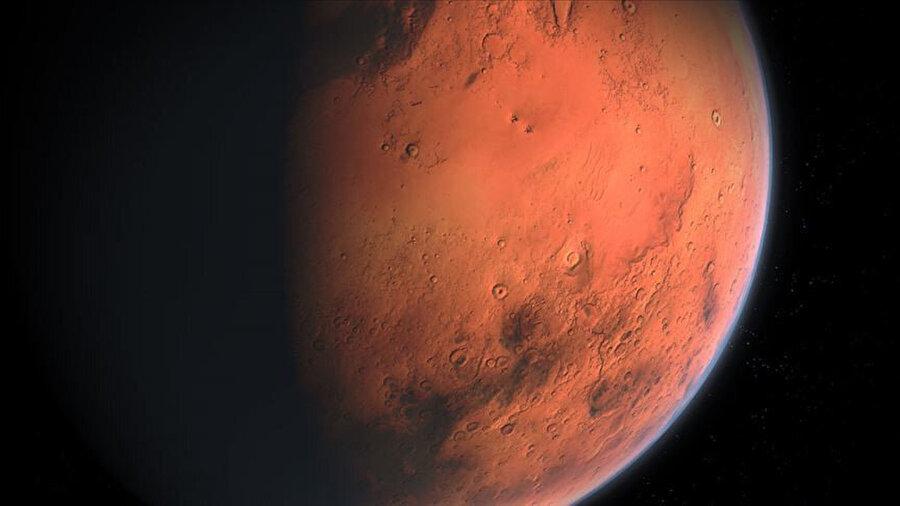 Marsa yolculuk çalışmaları devam ediyor.