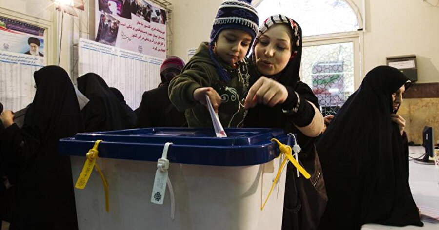 2017'deki İran Başkanlık seçimleri.
