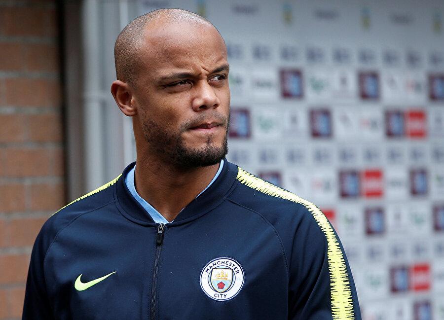 Kompany, Manchester City'nin bu sezonki lig şampiyonluğunda anahtar oyuncu olarak görülüyor.