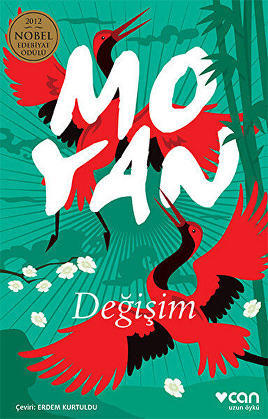 Nobel Ödüllü yazar Mo Yan'ın uzun öyküsü Değişim.