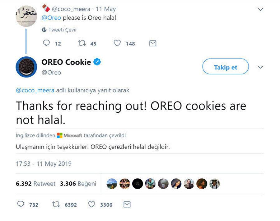 Twitter üzerinden açıklama yapıldı.