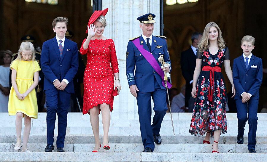 Belçika Kraliyet ailesi