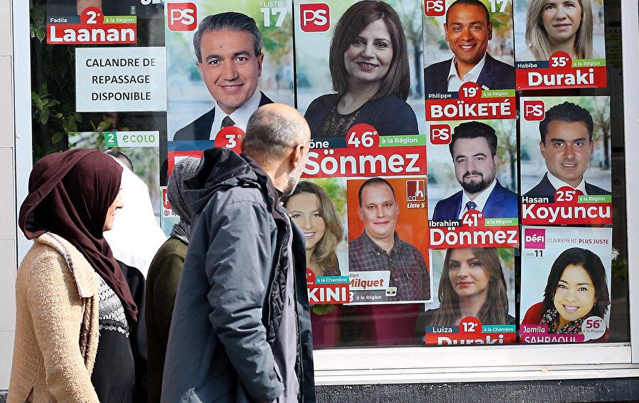 100 binin üzerinde Türk seçmenin bulunduğu Belçika'da bugün yapılan seçimlerde 30 civarında Türk kökenli aday, federal ve bölge parlamentolarında yer alabilmek için yarışıyor.