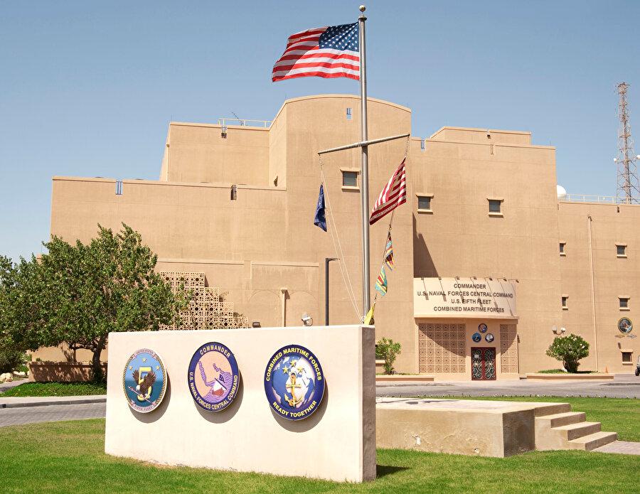 Bahreyn'deki 5. ABD Filosu üssü