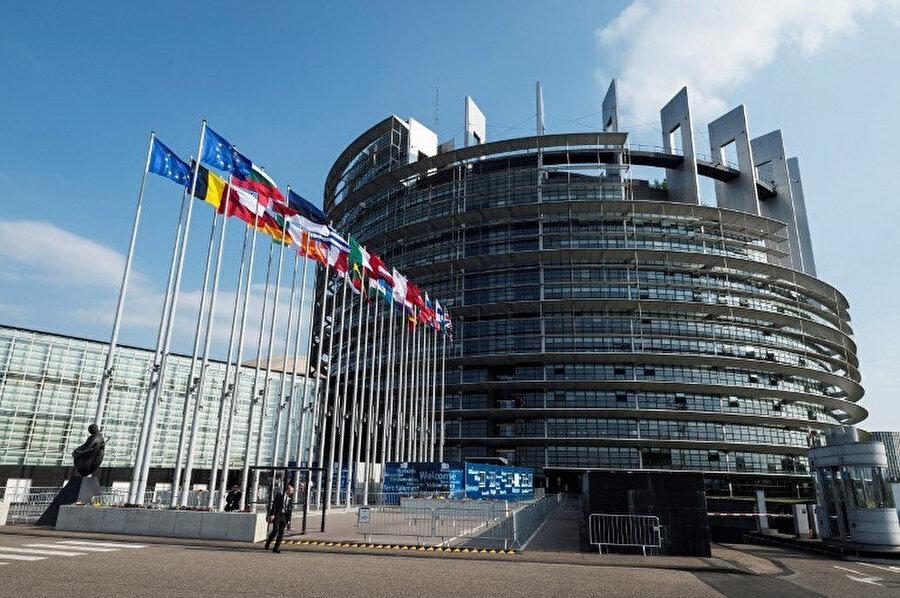 Avrupa Parlamentosu binası