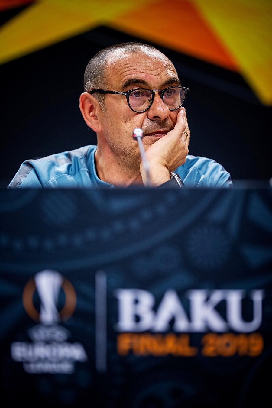 ▬ Maurizio Sarri