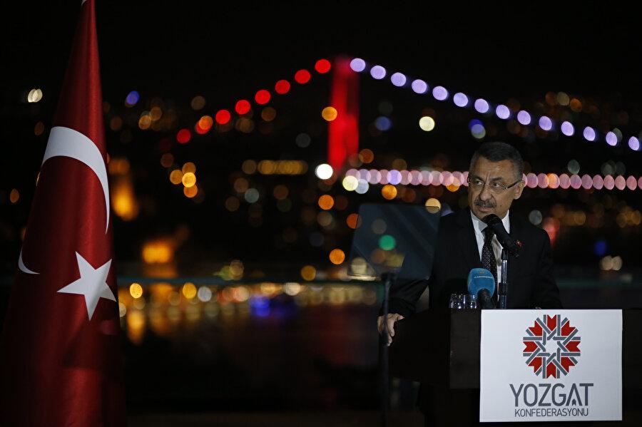 Cumhurbaşkanı Yardımcısı Fuat Oktay