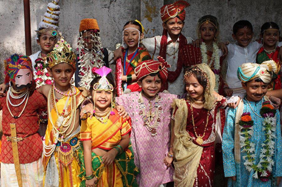 Hindistan'daki çok renkli, çok kültürlü yapı sebebiyle Ramazan çok daha coşkulu ve hareketli geçiyor.