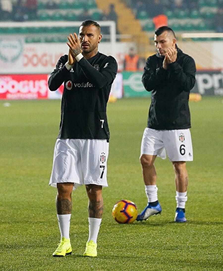 Ricardo Quaresma & Gary Medel