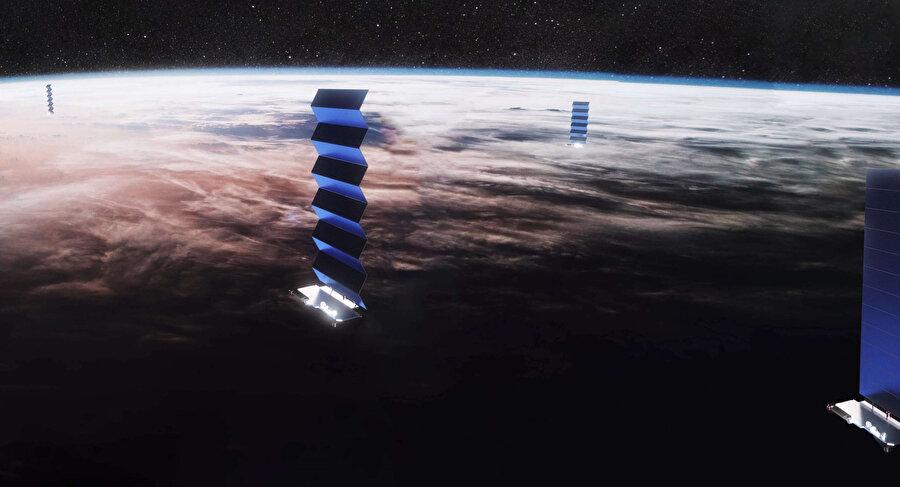 Starlink, SpaceX'in uzaydan gelen ücretsiz internet projesi olarak tanımlanıyor. Starlink devreye girdiğinde dünyanın internet erişim alışkanlıkları da baştan sona değişmiş olacak.
