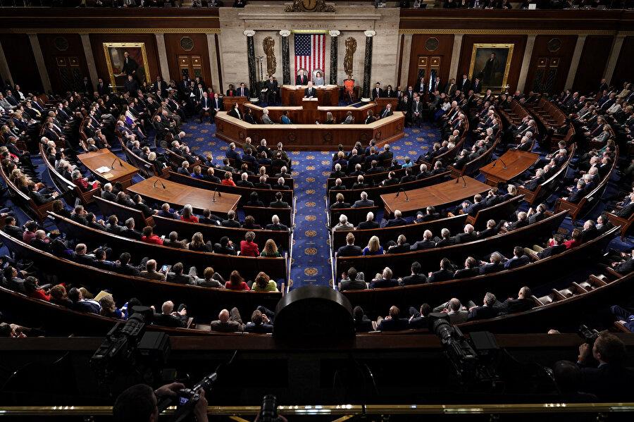 ABD Kongre'si Pentagon'un teklifini değerlendirecek.