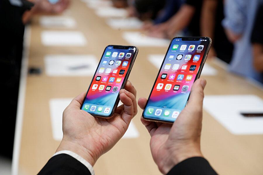 Nadir toprak elementleri telefonlarda da kullanılıyor.