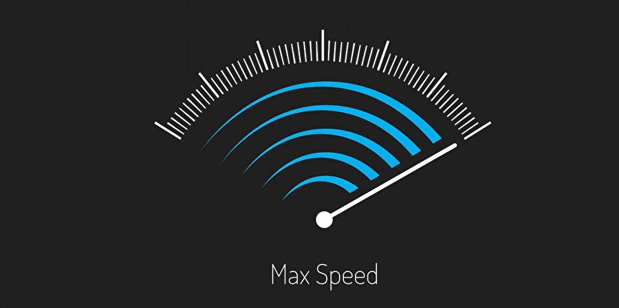 İnternet hızı ölçümünde bulunan web sitelerindeki artış, kullanıcıların hızlı internete verdiği önemi de görünür kılıyor. Hız, günümüz dünyasında neredeyse 'her şey' demek.