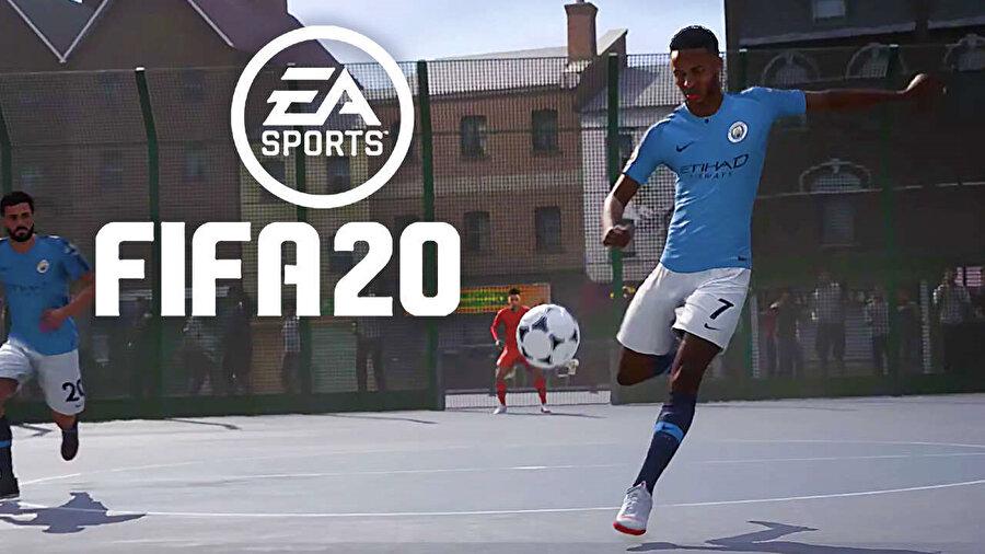 FIFA 20, sokak futbolunu Volta ile oyuna adapte edecek.